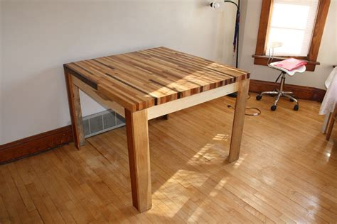 how to make a butcher block top butcher block hardwood table of pictures of and search