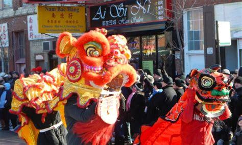 new year in chinatown chicago chicago chinatown new year parade