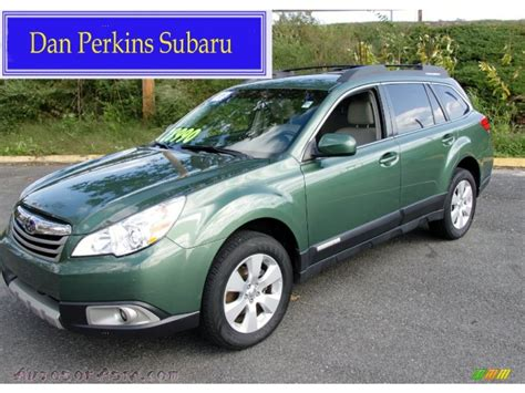 outback subaru green 2011 subaru outback 2 5i limited wagon in cypress green