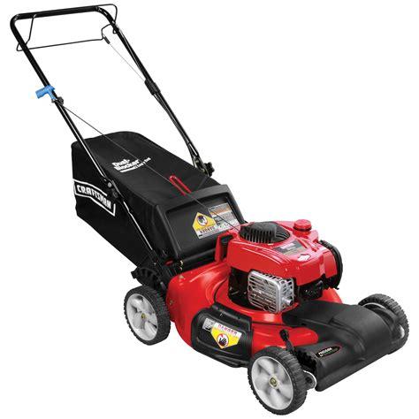 Lawn Mower craftsman 150cc 21 quot front wheel drive lawn mower lawn