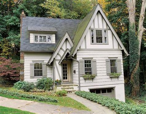 tudor style home exterior home sweet home