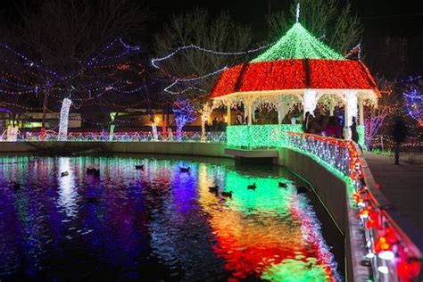 broken arrow lights 1000 images about tis the season in oklahoma on