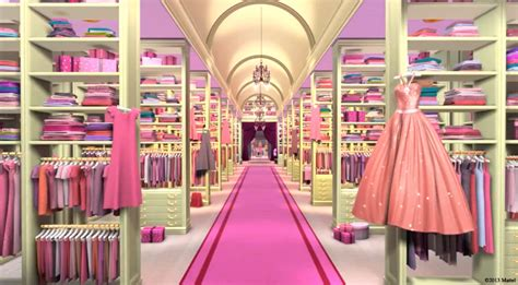 Barbies Closet by Animated Wallpapers May 2013