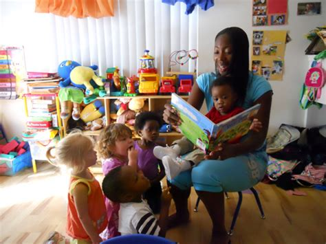 childcare what should and how