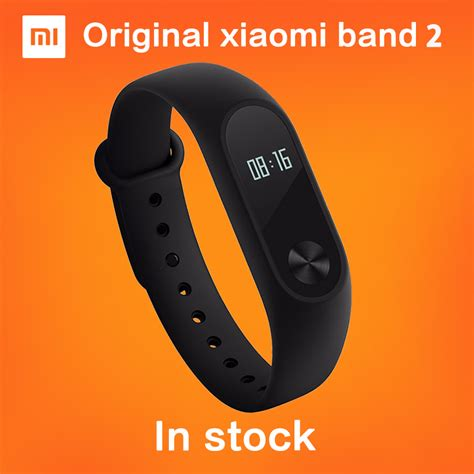 New Arrival Xiaomi Mi Band 2 Oled Original Free 2 Screenguard Jv1027 original xiaomi mi ᐊ band band 2 smart bracelet wristband