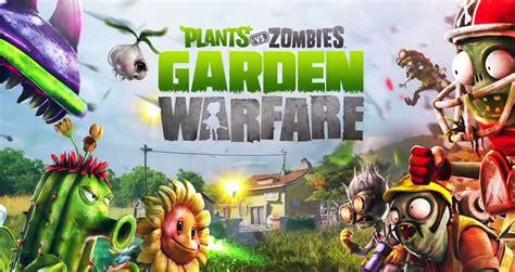 plants vs zombies backyard plants vs zombies garden warfare select game