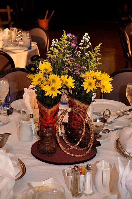western centerpieces for weddings best 25 western centerpieces ideas on western centerpieces cowboy and