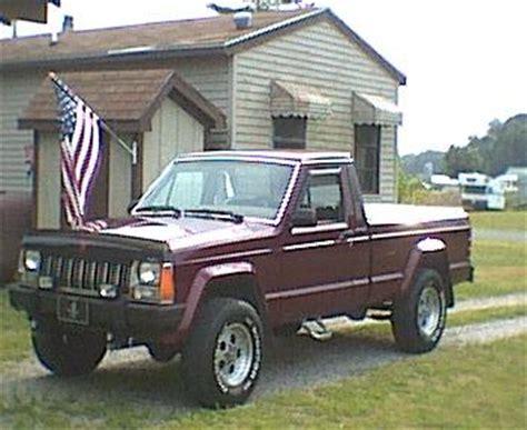 1988 jeep comanche white gumborojeep 1988 jeep comanche regular cab specs photos