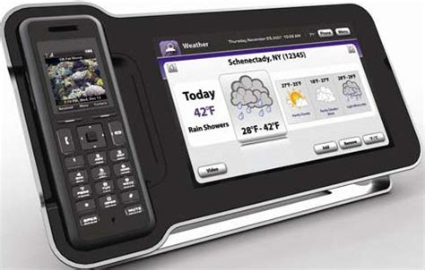 7 Cool Phones For Your House by Cool Phones For Fios Uverse And Other Voip Providers