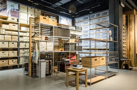 muji store nyc new muji flagship store is a testament to the tactile