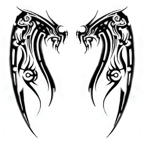 tribal pattern design images tribal design clipart best