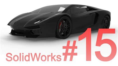 Solidworks Tutorial Model A Lamborghini Aventador   15 solidworks tutorial model a lamborghini aventador