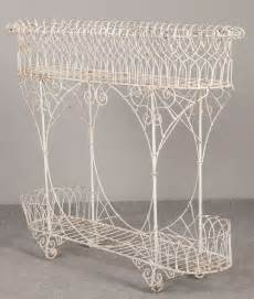 Wire Planters by Antiques Atlas Wire Planter