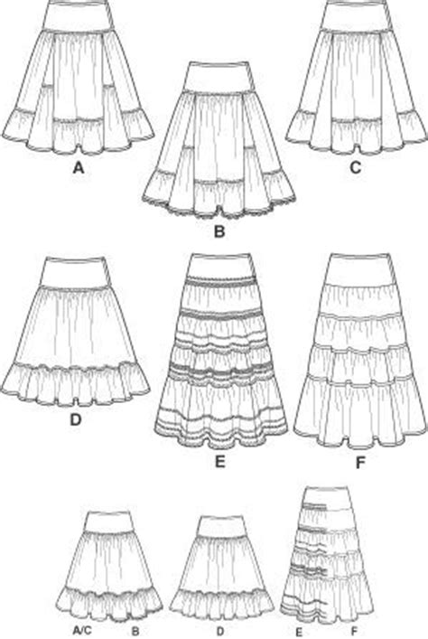 pattern making templates for skirts and dresses vintage broomstick skirt pattern flickr photo sharing