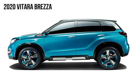 maruti suzuki vitara brezza facelift  expected