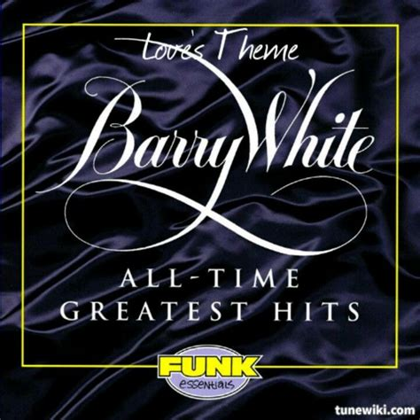 love themes barry white barry white love s theme tunewiki lyric art pinterest