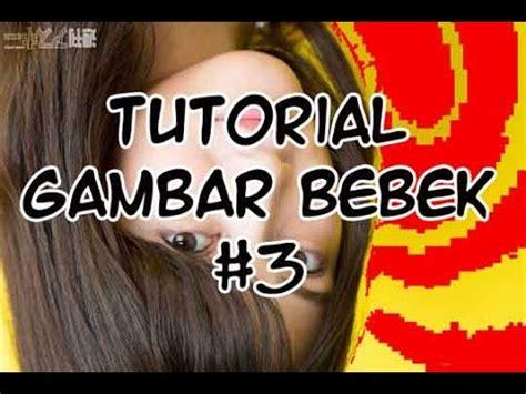 tutorial gambar bebek tutorial gambar bebek 3 youtube