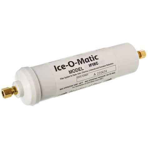 inline water filter o matic ifi8c inline water filter