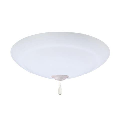 Ceiling Fan Light Kit White Emerson 4 Light Appliance White Ceiling Fan Light Kit Lk180ww The Home Depot