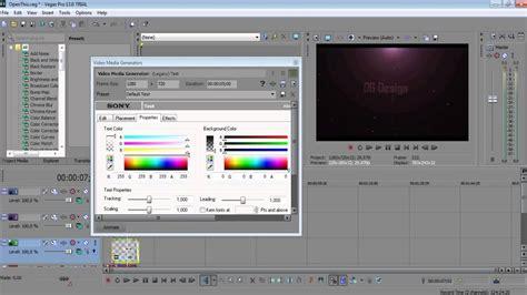 template sony vegas pro 12 como editar um template no sony vegas pro 11 12 e 13