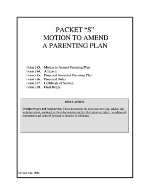 Free Printable Parenting Plan How To Be More Successful At Coparenting Parenting Plan Within Montana Parenting Plan Template