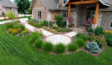 Landscape Pictures Around House These Front Yard Patio Ideas Will Inspiring You