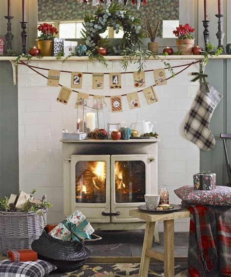 christmas home decor uk christmas living room decorating ideas to get you in the