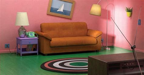 ikea recreated famous tv living rooms