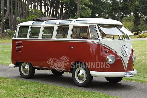 old volkswagen hippie van sold volkswagen kombi 23 window samba bus rhd