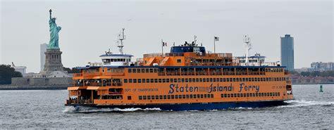 boat transport york paseo en ferry gratis en new york