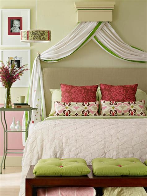 canopy headboard pretty diy canopy beds decozilla
