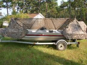 Duck Blind Boats Easy Up Duck Blinds Pictures And Information