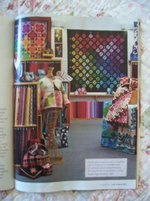 Quilt Beginnings Columbus by Quilting On Quilt Sler Magazine