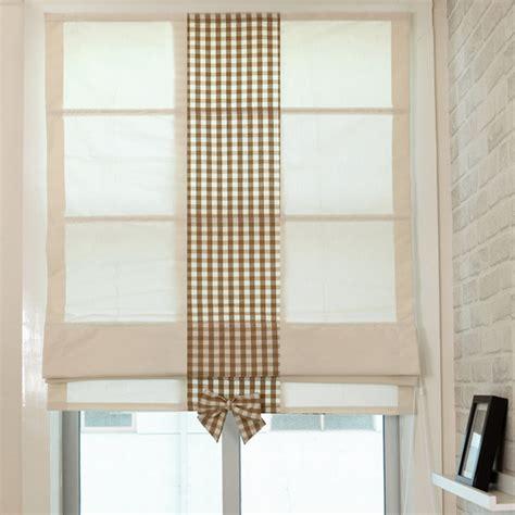 cortina enrollables c 243 mo hacer cortinas enrollables caseras para cualquier