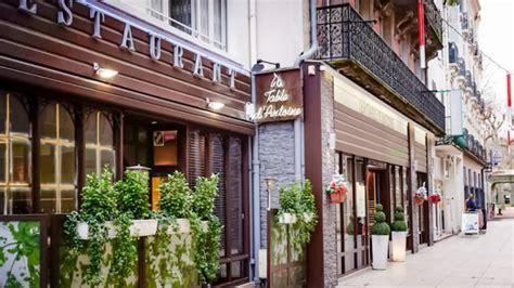 restaurant la table d antoine vichy la table d antoine in vichy restaurant reviews menu and