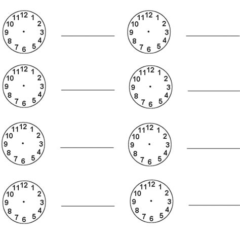 blank clock template blank clock faces template