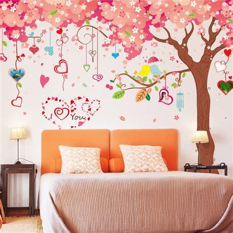 cherry home decor aliexpress com buy big size warm romantic cherry blossom