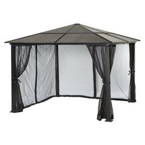 gazebo masters finlay smith 3m grey aluminium hardtop gazebo grey