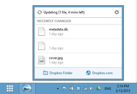 dropbox desktop app dropbox spruces up its desktop interface for windows and