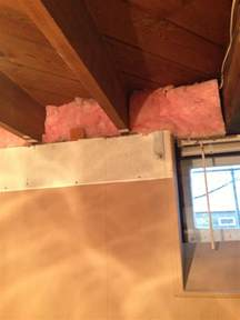 what should i do with insulation in basement ceiling
