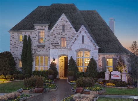 creating a house highland homes texas homebuilder serving dfw houston