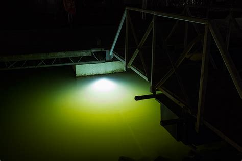 boat lights in water led underwater boat lights and dock lights double lens