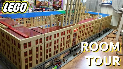 lego room lego room tour 2015