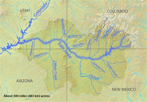 animas river map the epa the animas river and accountability the patriot perspective