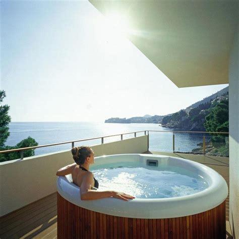 terrassen whirlpool ext 233 rieur sur terrasse ou dans le jardin en 55 photos