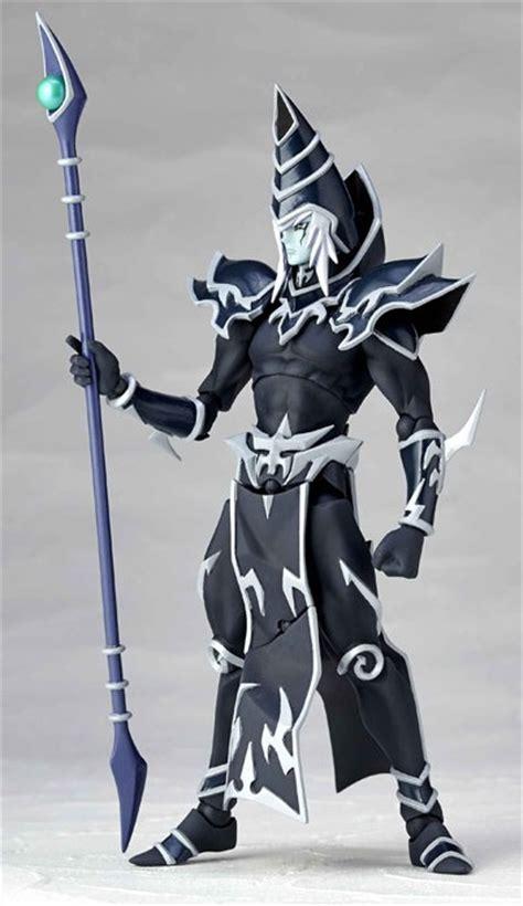 Yu Gi Oh: Vulcanlog Revo Dark Magician Action Figure   at