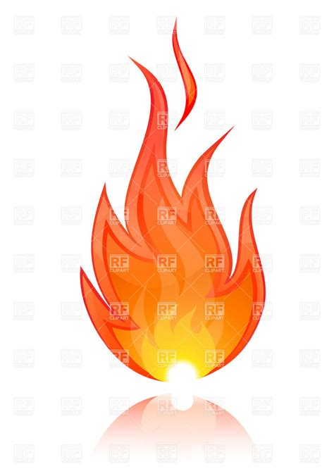 l flame clipart flame icon vector image vector artwork of backgrounds