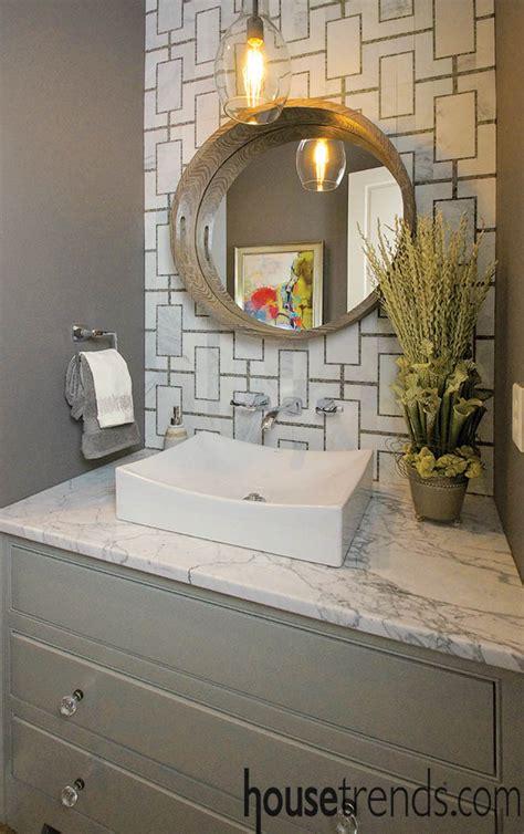 java pattern backslash bathroom vanity photos