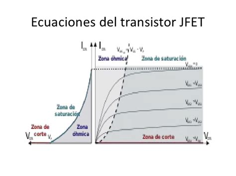 transistor jfet que es transistor jfet