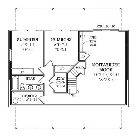 2 Bedroom House Plans With Walkout Basement Walkout Basement House Plans Photos